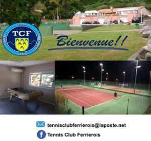 Tennis club communique